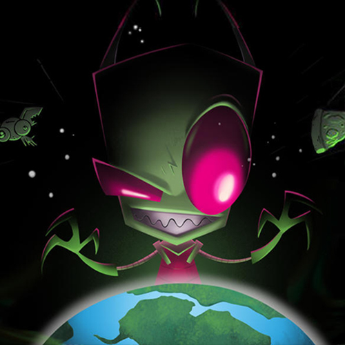 The Art of Invader Zim Q&A with Jhonen Vasquez & Chris McDonell