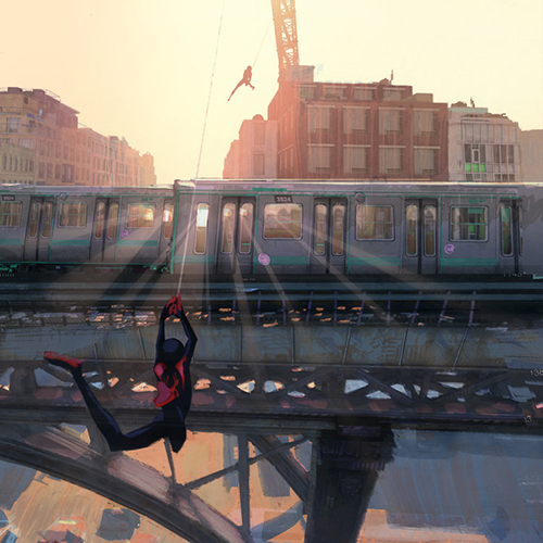 Emotional Color of the Spider-Verse w/ Drew Hartel