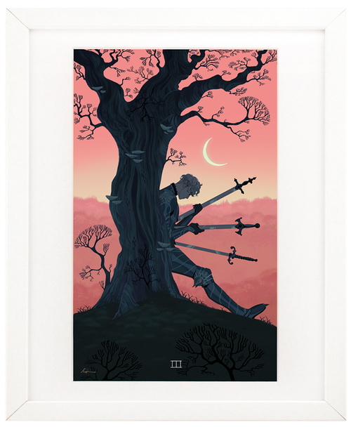Three of Swords, Sara Kipin