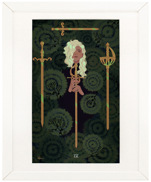Four of Swords, Sara Kipin