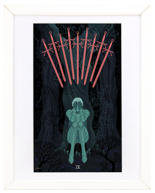 Nine of Swords, Sara Kipin