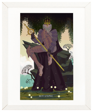 King of Swords, Sara Kipin