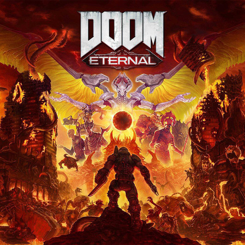 The Art of DOOM Eternal Virtual Panel / Q&A
