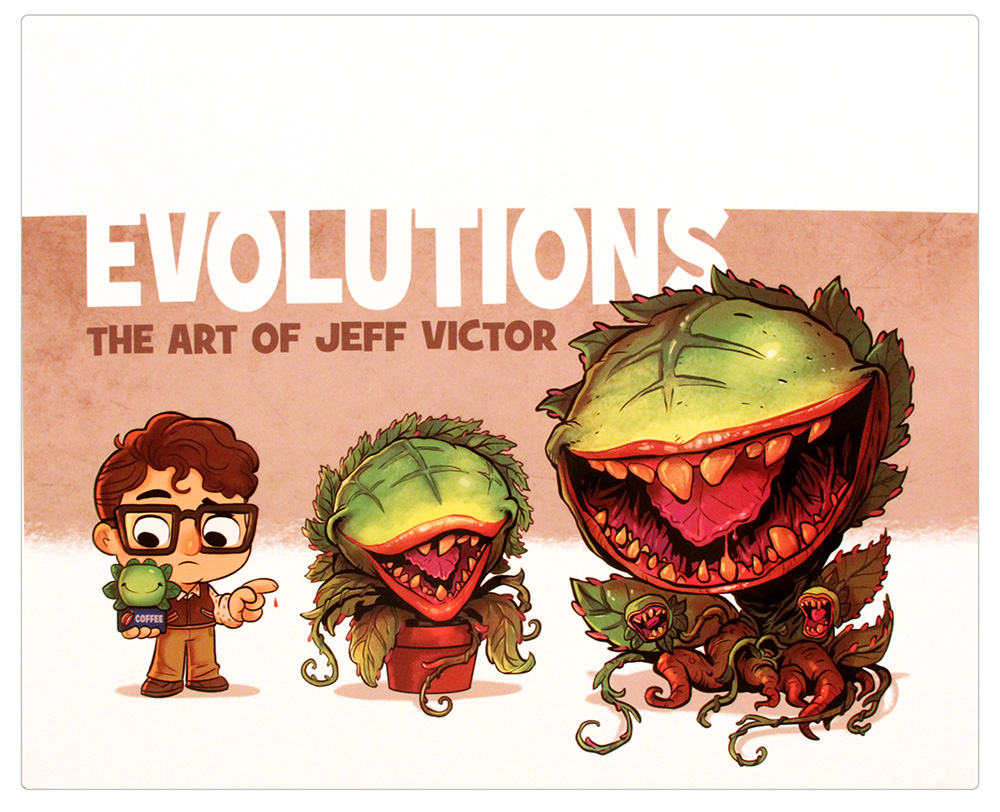 EVOLUTIONS: The Art of Jeff Victor, Jeff Victor