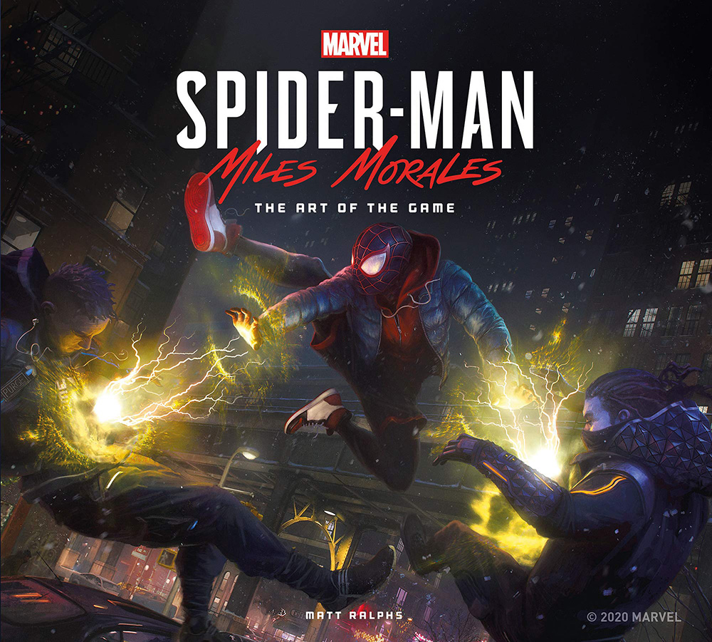 Marvel's Spider-Man: Miles Morales The Art of the Game