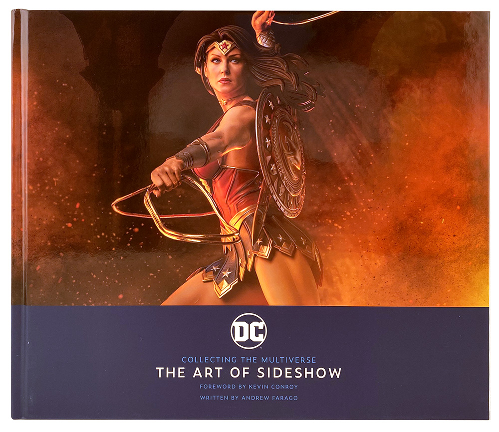 DC: Collecting the Multiverse: The Art of Sideshow