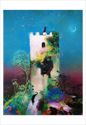 Watchtower (print), Erin Vest
