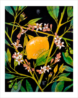 The Sun - Radiance - 79th Card (print), Kevin Jay Stanton