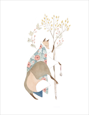 Seasons Change (print), Vanessa Gillings