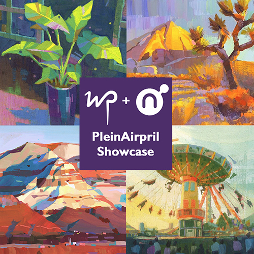PleinAirpril Showcase
