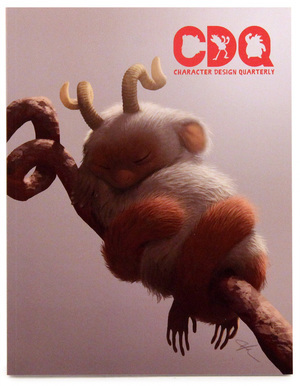 Character Design Quarterly 15