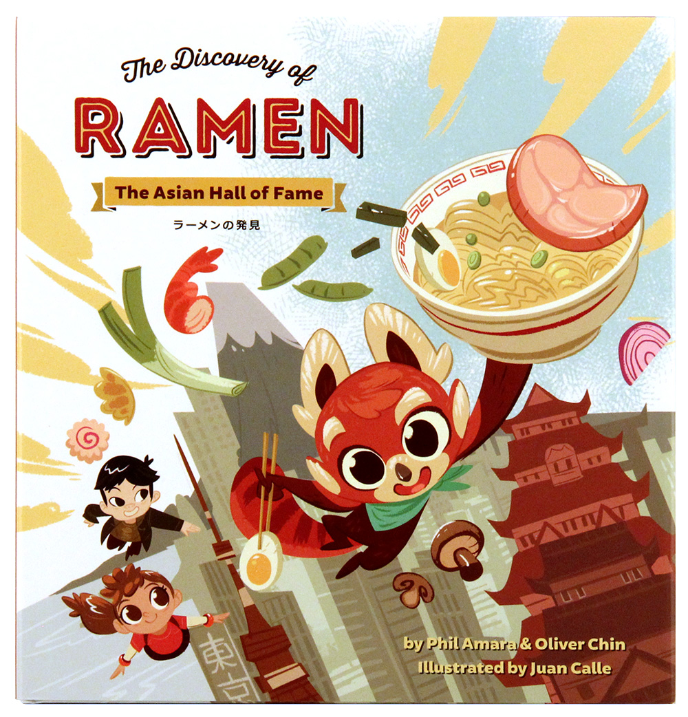 The Discovery of Ramen: The Asian Hall of Fame