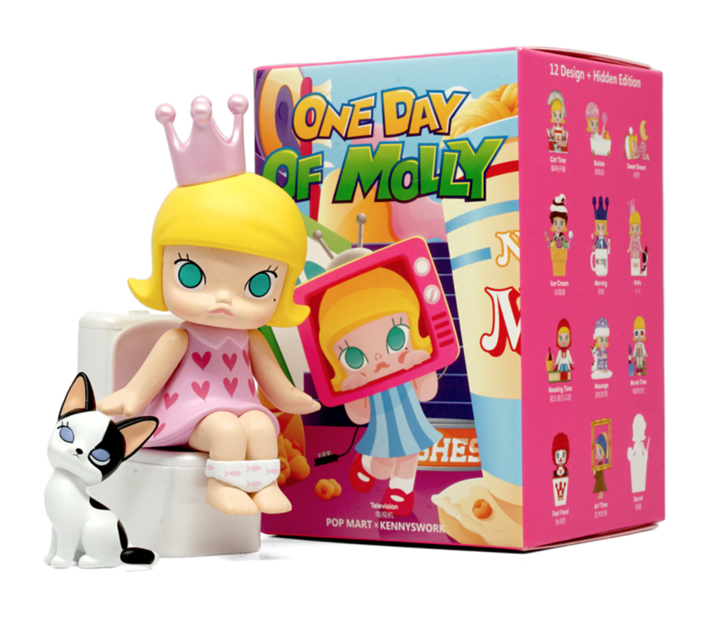 One Day Of Molly Blind Box Series