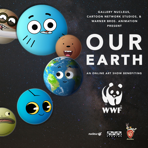 Our Earth:  A Cartoon Network Studios Charity Event